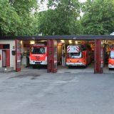 Feuerwehrhaus Stuttgart Münster