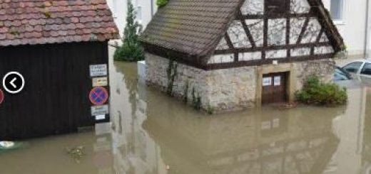 Hochwasser